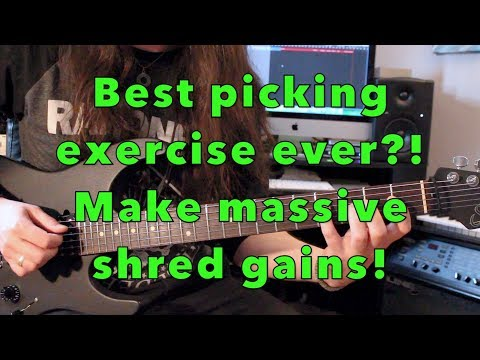 Your Alternate Picking Exercise SUCKS! This Is Why You Suck At Guitar 17