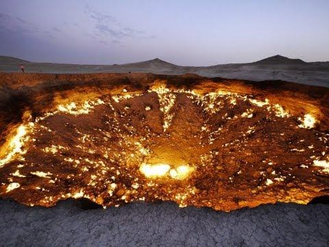 The Door To Hell - Top 10 Secret World Wonders[HD]
