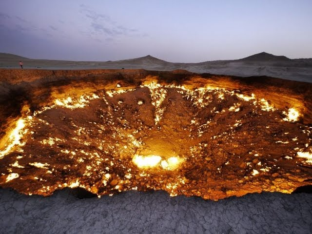 The Door To Hell - Top 10 Secret World Wonders[HD] Travel Video