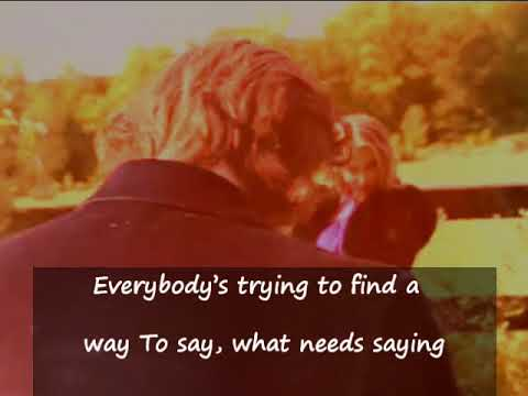 Chris Stapleton- When the Stars Come Out with lyrics