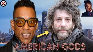 Orlando Jones Gets HEATED At The Disrespect Showed To Him By Prodcuer Neil Gaiman Over American Gods