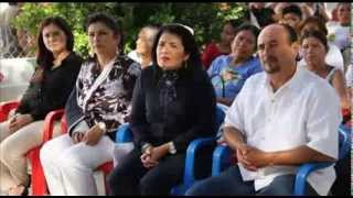 Entrega el DIF Morelos obras en el municipio de Tetecala