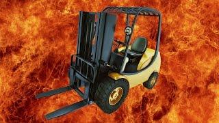 [Payday 2] Meltdown DW - Forklift Only (No Kills)