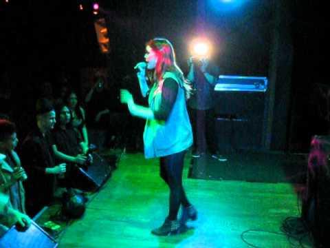 Ali: Lauryn Hill - Doo Wop @ Hip-Hop Karaoke Vancouver (HHK) Jan 14 2013