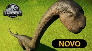 NOVO DREADNOUGHTUS - Jurassic World Evolution