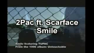 2Pac ft. Scarface - Smile (traducida y subtitulada)
