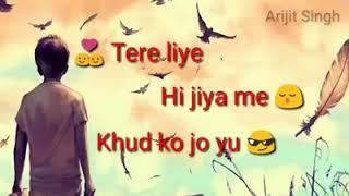 Teri Wafa Ne Mujhko Sambhala