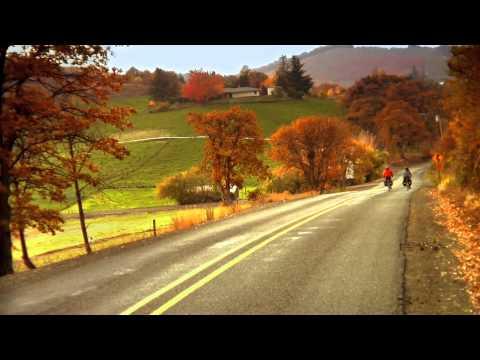 Cycling in Oregon