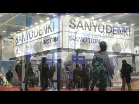 SANYODENKI Exhibition Digest - China International Industry Fair 2016
