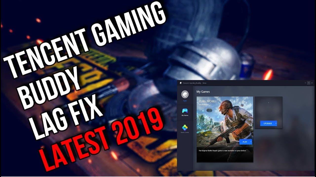 how to fix lag in tencent gaming buddy 2019 LATEST !!