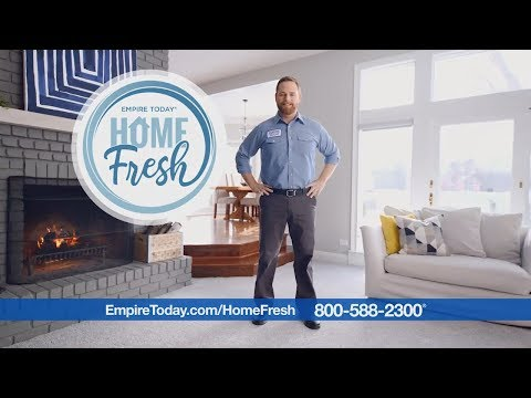HOME Fresh: The World's First and Only Hypoallergenic, Odor-Neutralizing Carpet | Empire Exclusive