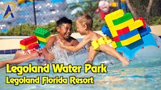 Legoland Water Park overview at Legoland Florida Resort