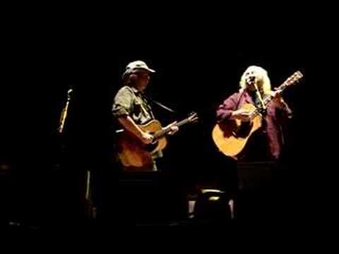 Carry Me - Neil Young and David Crosby CSNY