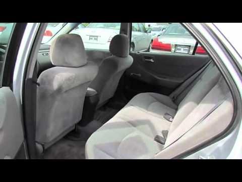 2001 Honda Accord Sdn - Middletown Nissan