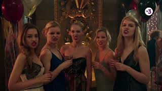 Экранизация культовой вампирской саги ¦ Академия вампиров ¦ 8 марта в 17:00 на ТВ-3