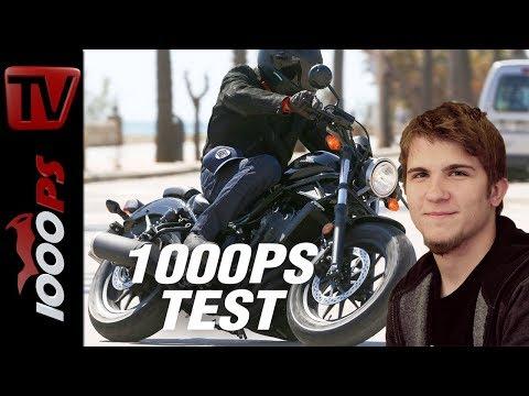 1000PS Test - Honda CMX 500 Rebel Sommerausfahrt