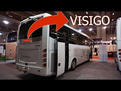 Anadolu Isuzu Visigo Otobüsü Busworld 2018