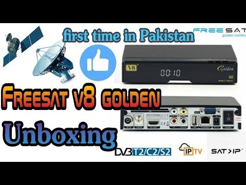 Freesat V8 Golden - Myhiton