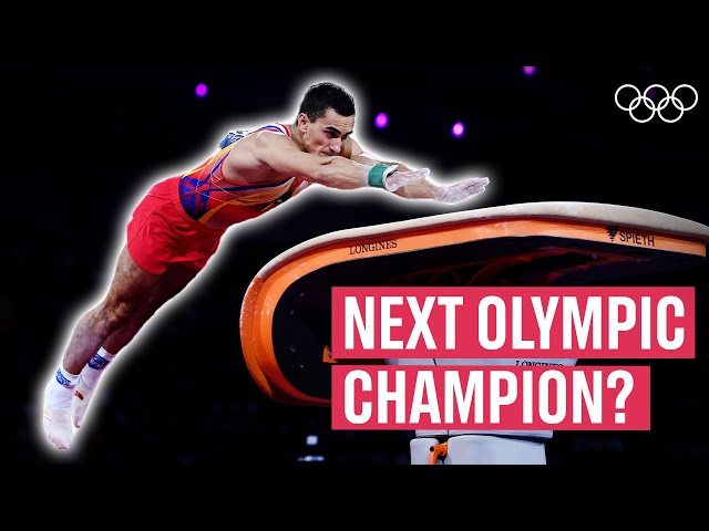 The 40-year-old gymnast heading to Tokyo! ft. Marian Dragulescu