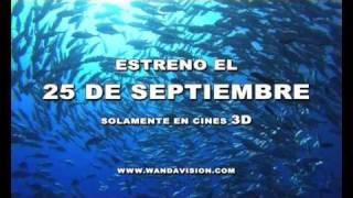 OceanWorld 3D - Trailer Español
