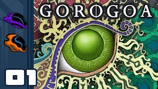 Let's Play Gorogoa - PC Gameplay Part 1 - My Brain Hurts
