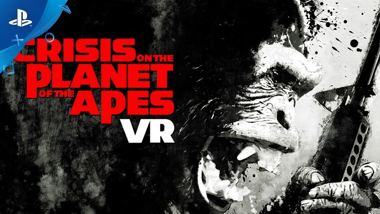 Download Crisis on the Planet of the Apes – Announce Teaser Trailer | PS VR