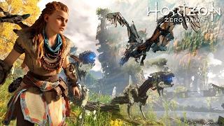 Поиграл в Horizon Zero Dawn - самая ожидаемая игра начала 2017. Far Cry нового поколения