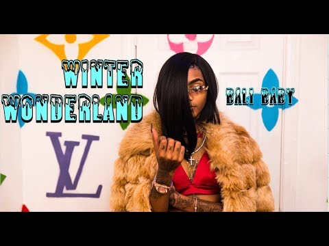 Bali Baby - Winter Wonderland [Official Video]