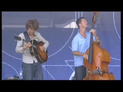 Gustav Lundgren Quartet @ Pori Jazz 2010 (Kirjurinluoto Arena) - YouTube