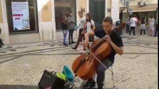 Ludovico Einaudi- Una mattina (cello)