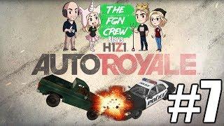 The FGN Crew Plays: H1Z1 Auto Royale #7 - Bullet Resist Windows