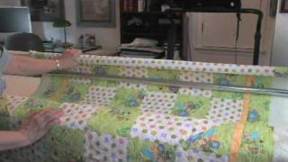 Tinkerbell, Children Quilt, Quilt by Sandi, #two