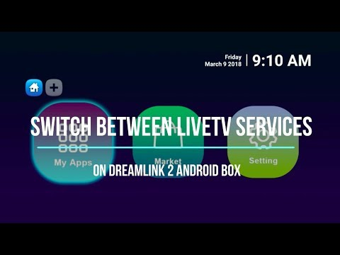 HOW TO Switch Portals (or LIVE TV Services) | Dreamlink Tutorials |  RealTVAbby