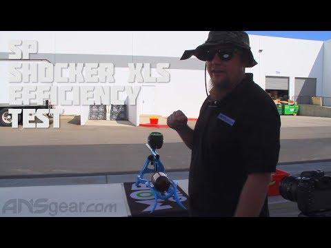 sp-shocker-xls-paintball-gun---efficiency-test