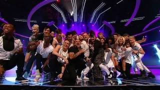 The Final 16 sing Rhythm of the Night - The X Factor Live (Full Version) - itv.com/xfactor