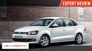 2014 Volkswagen Vento TDI AT | Expert Review | CarDekho.com