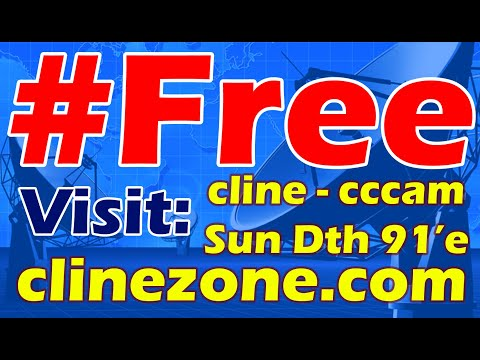 Cline - cccam - mgcam - oscam 100% free | Hindi/Urdu | clinezone.com from YouTube · Duration:  3 minutes 33 seconds