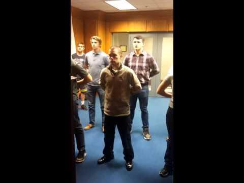 Marine Recruit Christopher