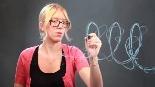 How to Draw a Tangled Barb Wire