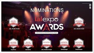 jahlonline Studio - LALEXPO - Nominaciones 2019
