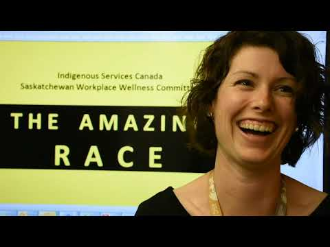 Amazing Race: Office Edition