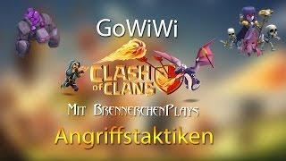 CLASH OF CLANS: Go(lem)Wi(zard)Wi(tches) Tutorial ✭ Let's Play Clash of Clans [Deutsch/German HD]