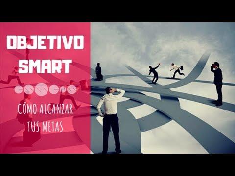 Formación: Objetivo SMART - Como alcanzar tus metas