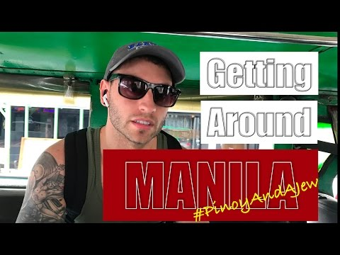 How to Get Around Manila | PHILIPPINES