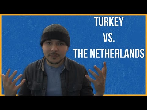 TENSIONS RISE BETWEEN TURKEY AND THE NETHERLANDS