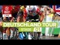 Deutschland Tour 2019 Stage 1 LIVE: Hannover - Halberstadt | GCN Racing