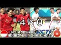 Indonesia U19 Vs Hongkong U19 4 0 FULL Highlights All Goals   Kualifikasi AFC 2020