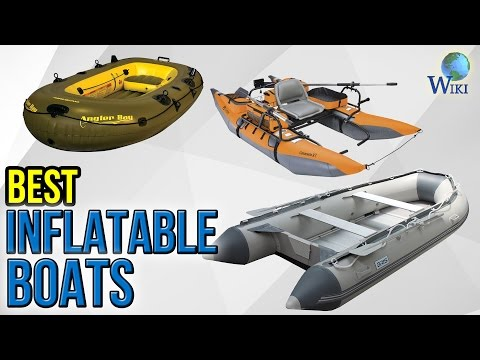 8 Best Inflatable Boats 2017 from YouTube · High Definition · Duration:  3 minutes 49 seconds  · 41.000+ views · uploaded on 17.03.2017 · uploaded by Ezvid Wiki