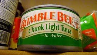 Bumble Bee Foods Recalls 31,500 Cases Of Canned Chunk Light Tuna - Newsy