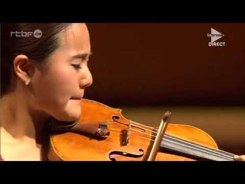 Ji Young Lim | Wieniawski | Faust Fantasy | 2015 Queen Elisabeth Violin Comp